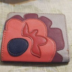 Relic Small Flower Wallet
